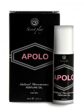 Perfume Masculino Apolo Roll-On