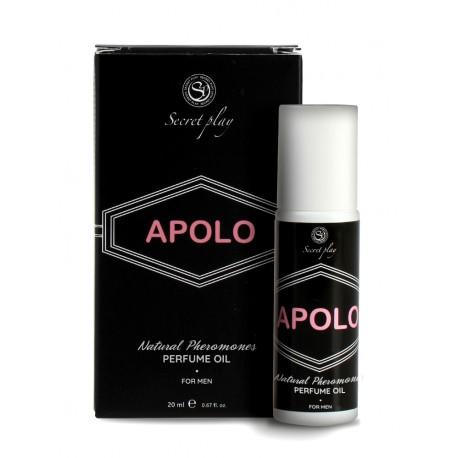 Perfume Masculino Apolo Roll-On-1