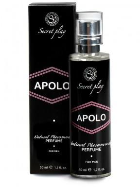 Perfume Masculino Sensual Apolo Spray-1