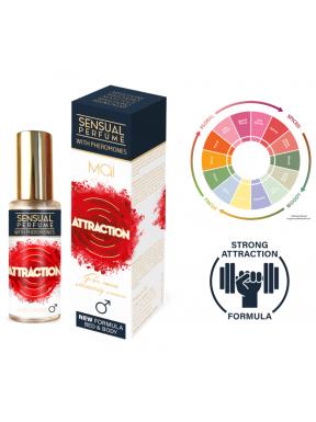 Perfume Masculino BED & BODY Maï Phero Atraction-1