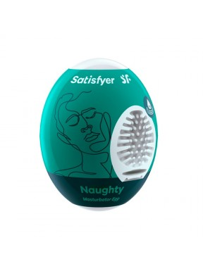 Huevo Masturbador Satisfyer NAUGHTY