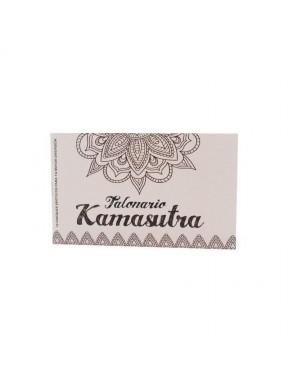 Talonario de Cheques Kamasutra