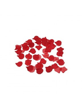 Pétalos de Rosa en color Rojo