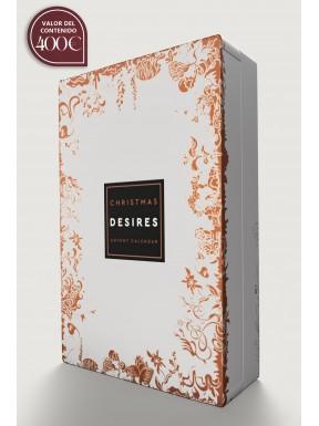 Caja Regalo Christmas Desires Calendario
